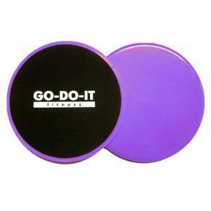 Диски для скольжения GO-DO-IT