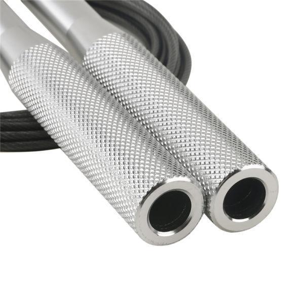 Скоростная скакалка GODOIT Expert Silver